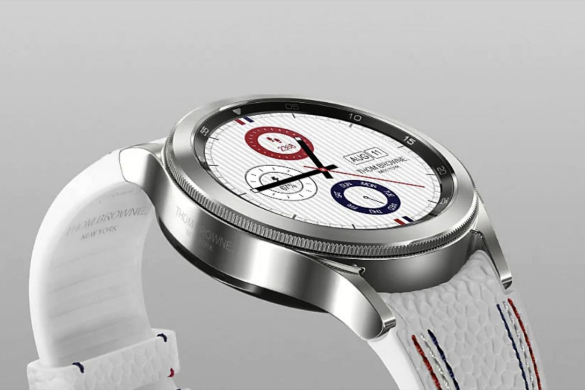 Get the latest Samsung Galaxy Watch 4 Classic Thom Browne Edition and more Samsung devices on sale