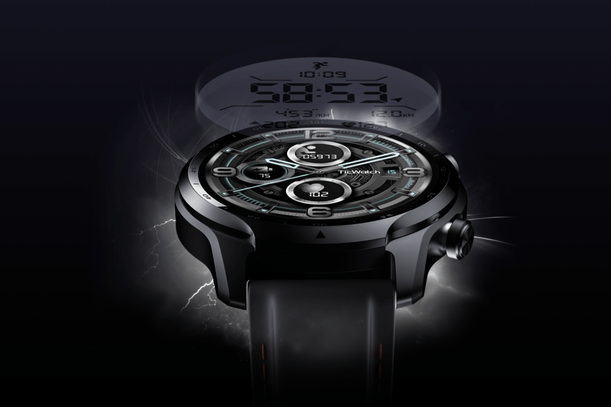 TicWatch Pro 3 Ultra is leaked with Snapdragon Wear 4100+