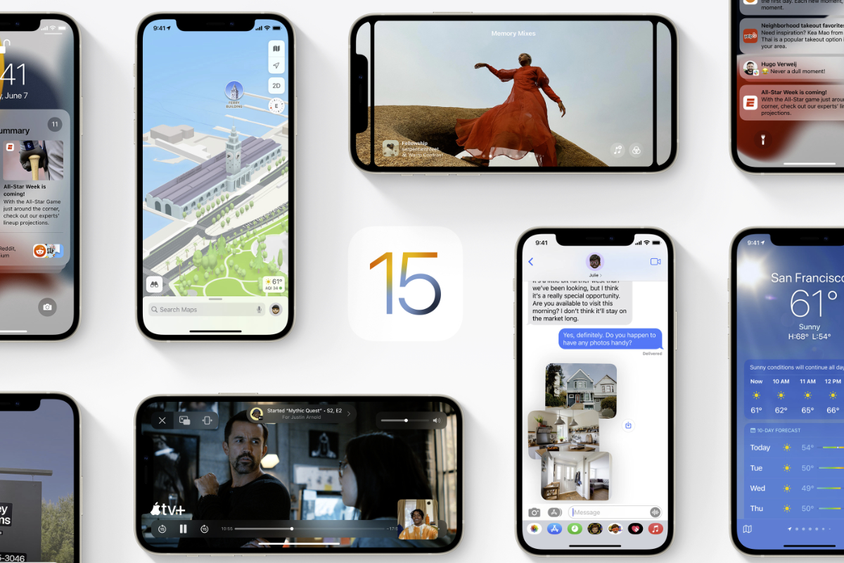 Apple releases new iOS 15.0.2 and watchOS 8.0.1 to help address bugs