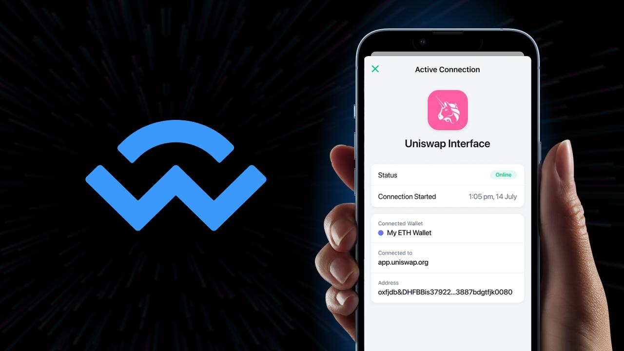 Bitcoin.com Wallet Adds DApp Gateway WalletConnect